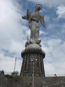 Virgin Mary, Quito