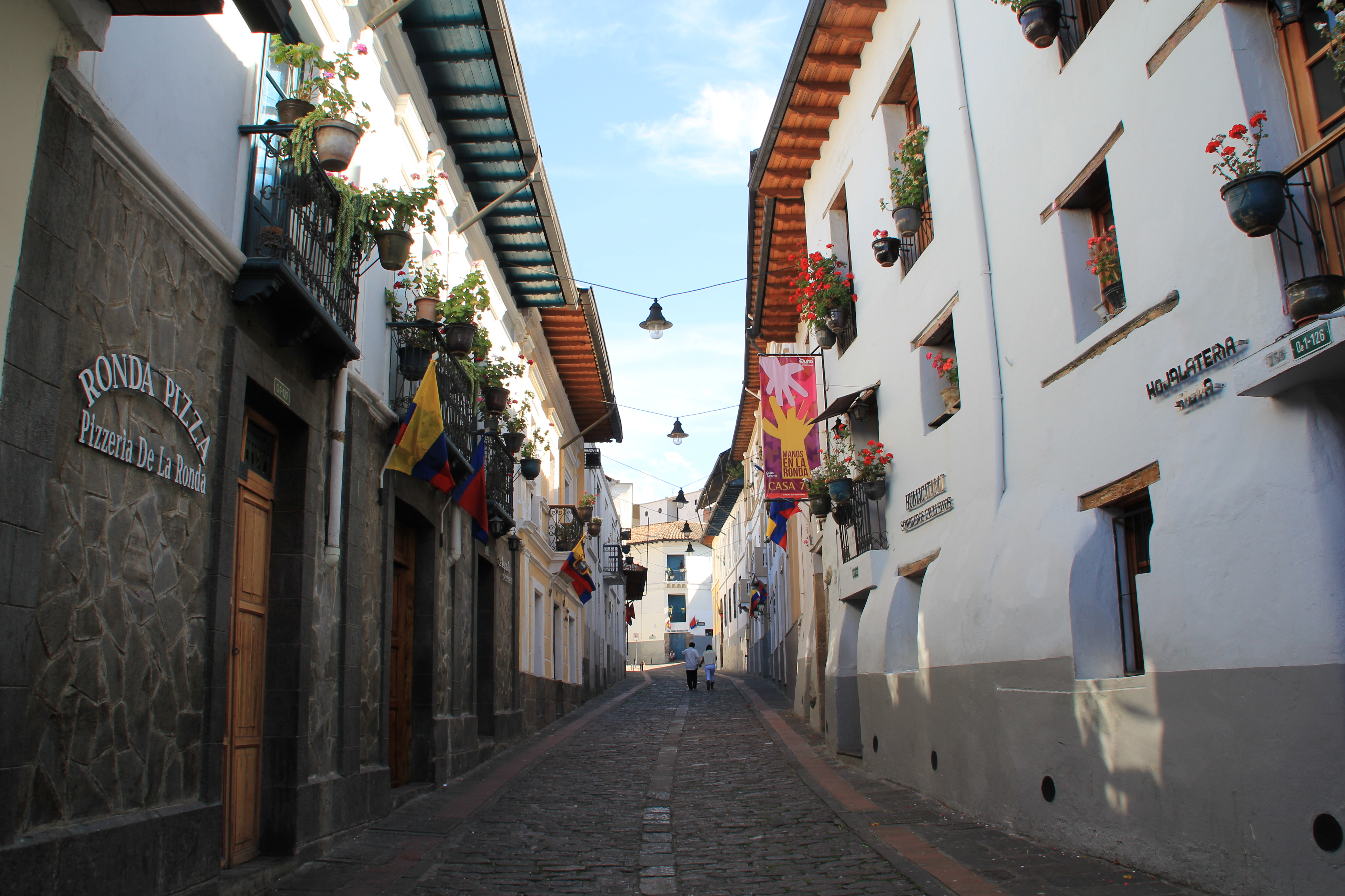 Quito Lodging Travels With Miha