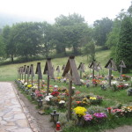 Prislop Monastery Romania