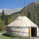 Ala Archa National Park - yurt