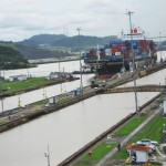Panama Canal-Miraflores Locks