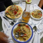 Heavenly Pasta gianni house sicily