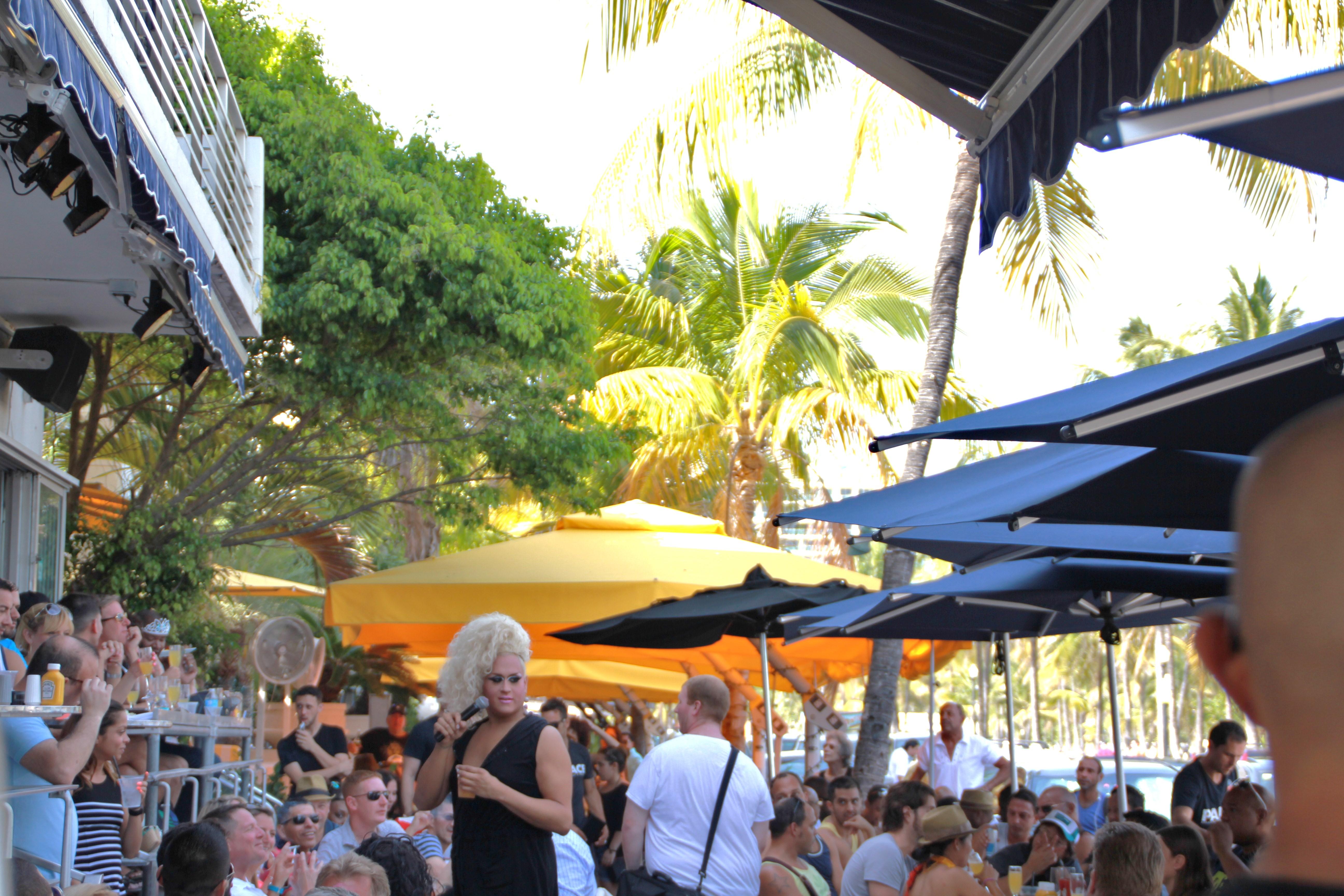 Restaurants Ocean Drive Miami Beach Best