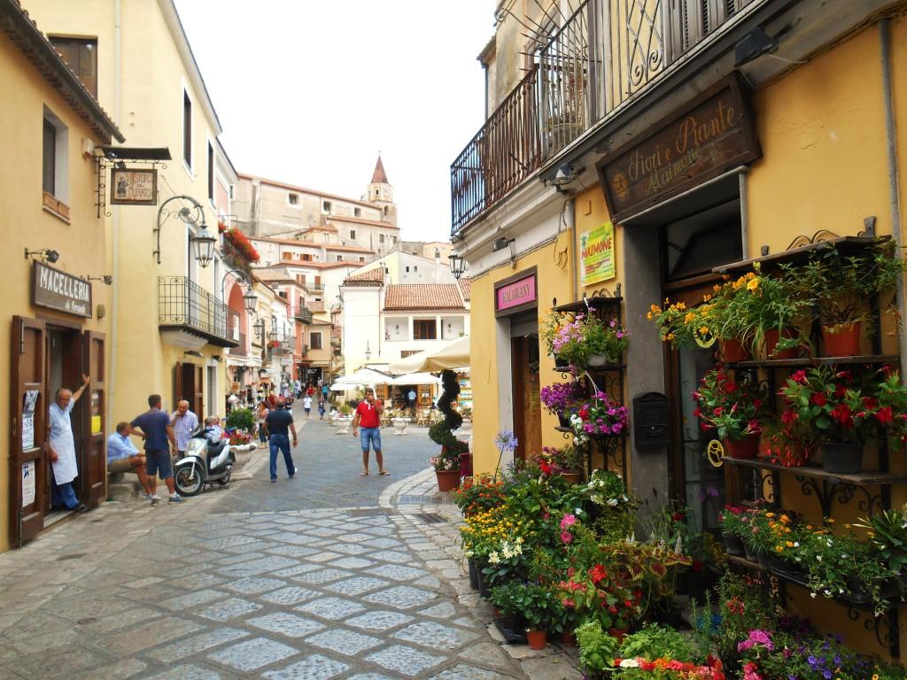 Walking Maratea, Italy