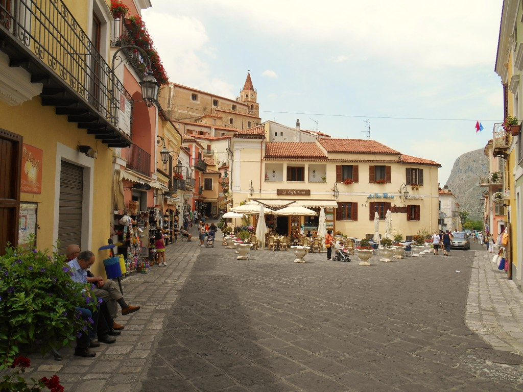 Picturesque and Charming Maratea, Italy