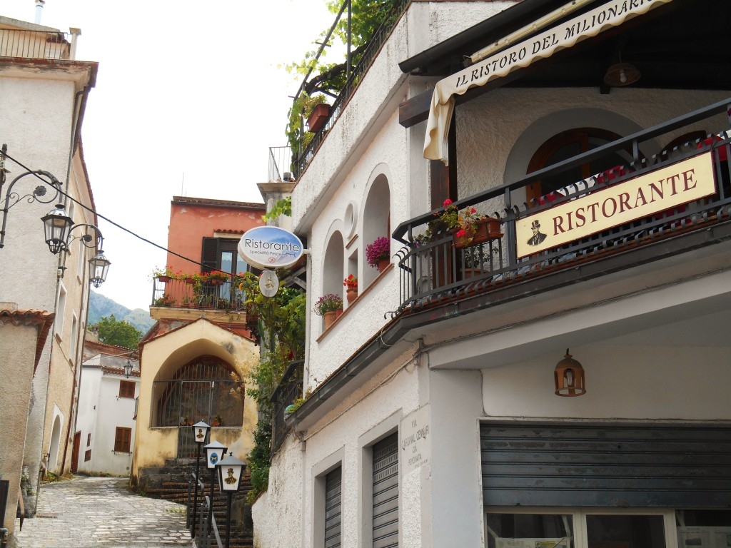 Streets of Maratea, Italy - walking with travelswithmiha