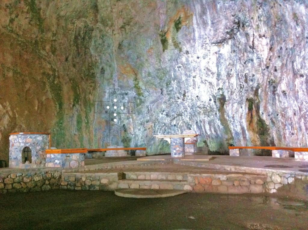 Madonna della Grotta, Praya, Calabria
