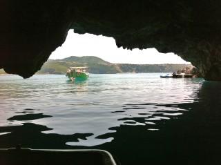 Grotta del Leone, Dino Island, Calabria
