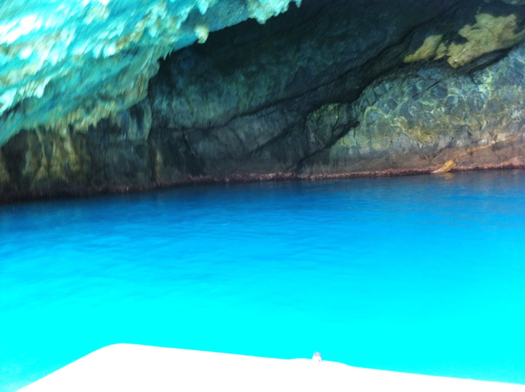 Grotta Azzurra, Dino Island, Calabria