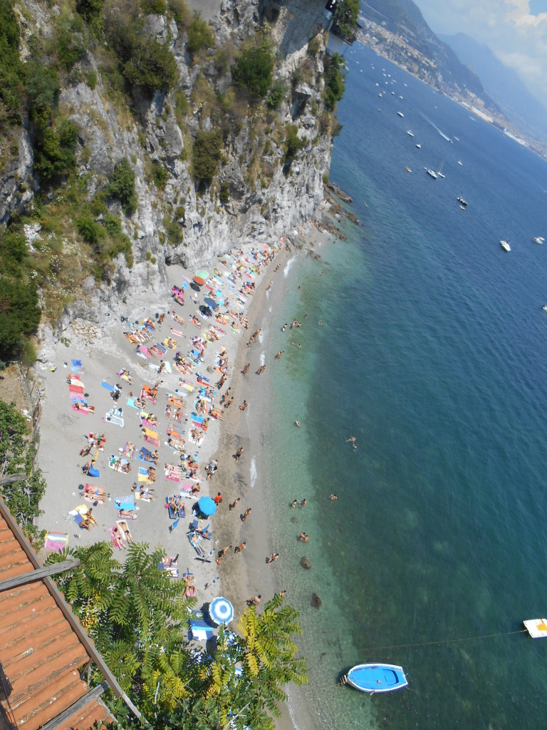 Amalfi Coast, between Vietri Sul Mare and Cetara