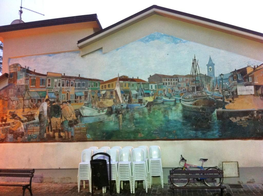 A visit to Cesenatico, Italy while Couchsurfing Forli Emilia Romagna